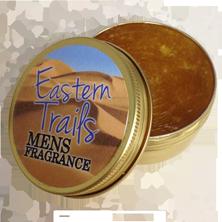 Gentlemens Fragrance Mens Eastern Trails Body Balm