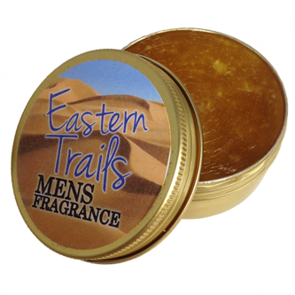 Gentlemens Fragrance Mens Eastern Trails Body Balm