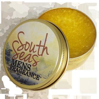 Gentlemens Fragrance Mens South Seas Body Balm